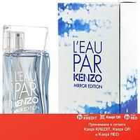 Kenzo L`Eau Mirror Edition Pour Homme туалетная вода объем 50 мл Тестер (ОРИГИНАЛ)