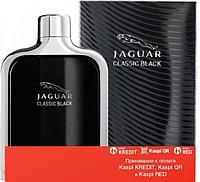 Jaguar Classic Black туалетная вода объем 100 мл Тестер (ОРИГИНАЛ)