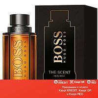 Hugo Boss The Scent Intense парфюмированная вода объем 50 мл(ОРИГИНАЛ)