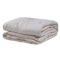 Одеяло «Шерсть Альпаки», размер 195 х 215 см, искусственный тик