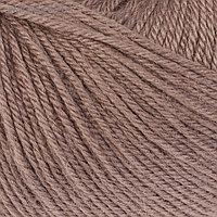 """Пряжа """"Baby Wool"""" 20% кашемир, 40% меринос. шерсть, 40% акрил 175м/50гр (835 кофейный)"""