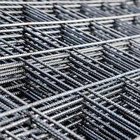 Сетка арматурная сварная 100x100x4 раскрой 2 м х 6 м