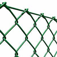 Сетка рабица с полимерным покрытием 50x50x2,2 раскрой 1 м х 10 м