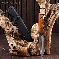 Нож тактический Мастер К 25см, рукоять с кольцом