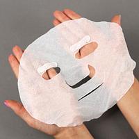 Набор косметических масок для лица, в таблетках, 10 шт, цвет белый