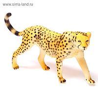 Фигурка животного «Гепард», длина 38 см