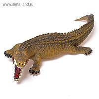 Фигурка животного «Нильский крокодил», длина 48 см