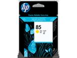 HP C9422A Печатающая головка желтая HP 85 для DesignJet 130/30/90/130