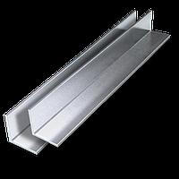 Уголок алюминиевый АД31 10х10х1,2 длина 6м