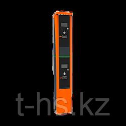 Автоматическая двухуровневая трехтарифная выездная стойка ParkStyle D3