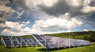 В Шымкенте запустили третью солнечную электростанцию