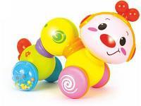 Развивающая игрушка HOLA Гусеничка Викки 997