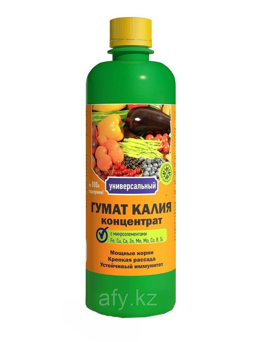 Гумат калия 500 мл