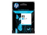 HP C9425A Картридж голубой HP 85 для Designjet 130gp,130nr, 130r, 130, 30, 30gp, 30n, 90, 90gp, 90r