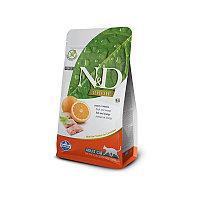 N&D рыба, апельсин
