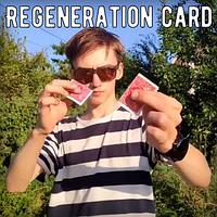 Regeneration card
