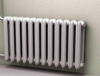 Чугунный радиатор отопления МС-140/500  (с ножками) (НТП-160 Вт) за 7 секций