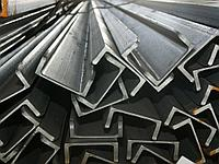 Швеллер нержавеющий AISI 304 30x15x4