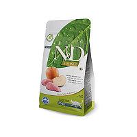 N&D кабан, яблоко