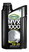 Yacco MVX 1000 4T 5W40 Масло моторное синтетическое