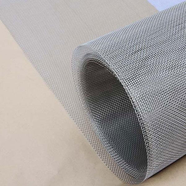 Сетка тканая нержавеющая 0,55 х 0,22 мм ГОСТ 3826-82