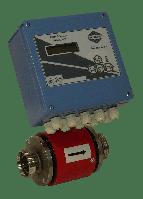 Многоканальный электромагнитный расходомер ТЭСМАРТ-РП Ду40 RS232 (2Р; кламповое)