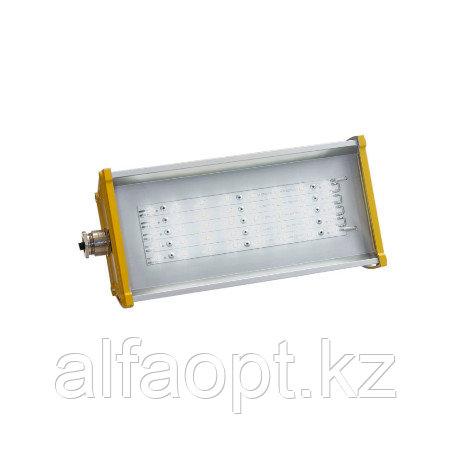 Линзованный взрывозащищённый светодиодный светильник OPTIMA-EX-Р-055-70-50 (10Поворотный-кронштейн)