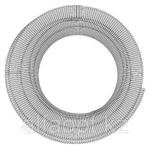 Набор для подключения кабеля параллельного типа CCON20-CMT/HT-1,67/0,33M