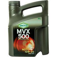 Yacco MVX 500 4T 10W30 Масло моторное полусинтетическое