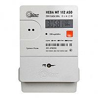 Счетчик электроэнергии НЕВА МТ 112 AS O