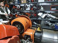 Ремонт дизельные и газовые горелки