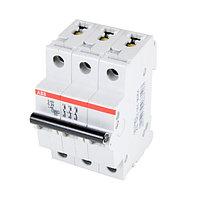 Выключатель автоматический трехполюсыный ETM 20A C S203 6kA