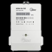 Счетчик электроэнергии НЕВА 104 1S0 230V