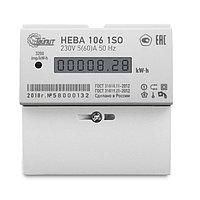 Счетчик электроэнергии НЕВА 106 1S0 230V