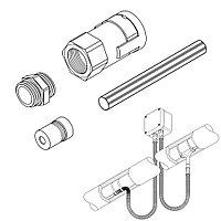 Набор для подключения кабеля параллельного типа CCON20-100-PI-B