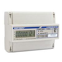Счетчик электроэнергии трехфазный однотарифный Энергомера ЦЭ6803В Р31 (1-7,5А 3ф.4пр. Э)