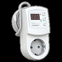 Терморегулятор для инфракрасных панелей и конвекторов Terneo rz-2 м