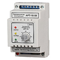 Терморегулятор АРТ-18-5 с датчиком KTY-81-110 1 кВт DIN