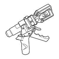 Опрессовочные клещи PI-TOOL-02 для набора для CS-150-25-PI и для CS-150-6-PI