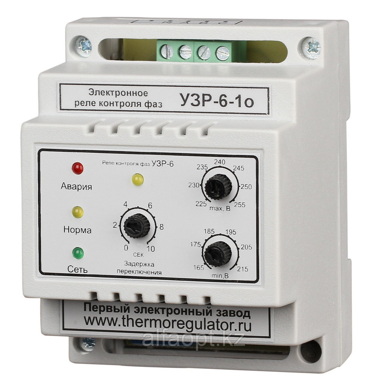 Реле контроля фаз УЗР-6