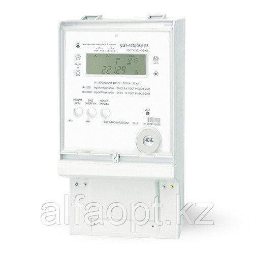 Счетчик электроэнергии СЭТ-4ТМ.02М.27