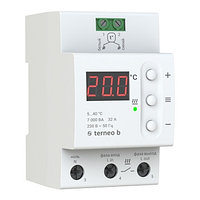 Терморегулятор для теплого пола Terneo b 32 A