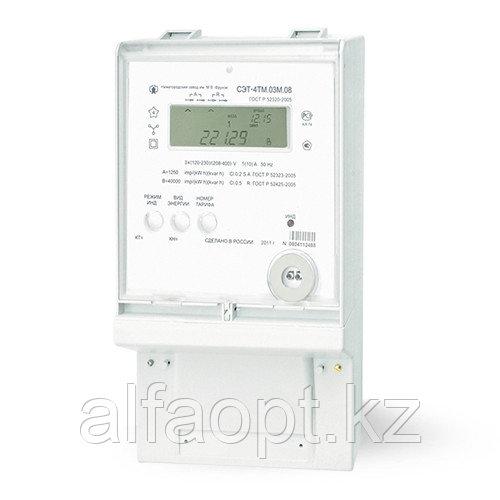 Счетчик электроэнергии СЭТ-4ТМ.02М.30