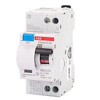 Выключатель автоматический дифференциальный ETM (АВДТ) DSH941R1п+N C16А 30мА тип АС