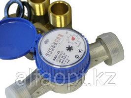Счетчик воды ВДХ (с присоед.) одноструйный (Ду25)