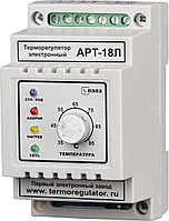 Терморегулятор АРТ-18Л 3 кВт защита от сухого хода (с датчиком KTY-81-110) DIN