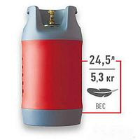Композитный газовый баллон HPC Research 24.5л, фото 1