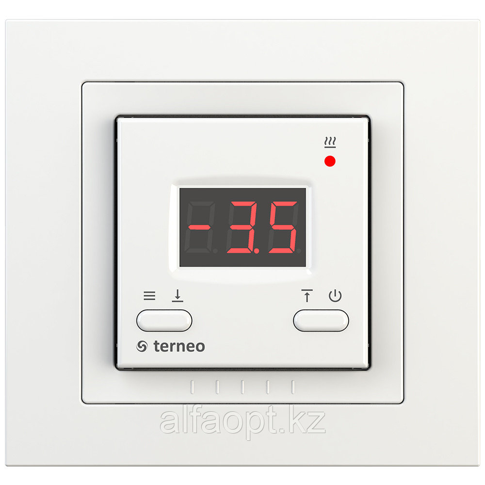 Терморегулятор для систем снеготаяния Terneo kt unic