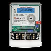 Счетчик электроэнергии НЕВА МТ 114 AS E4PC