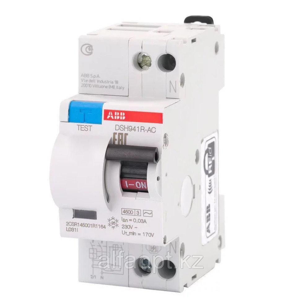 Выключатель автоматический однополюсный ETM 10АС S201 6кА